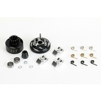 Alpha Clutch Bell Combo Set #1 (13T Bearings flywheel)