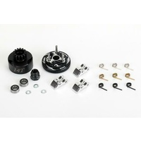Alpha Clutch Bell Combo Set #2 (14t Bearings flywheel)