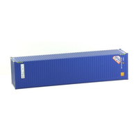 Auscision HO 40 Container SCF Containers Blue (2PK) CON-15