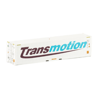 Auscision HO 40 Container Transmotion White (2PK) CON-16