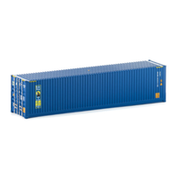 Auscision HO 40 Container Ryoal Wolf Blue V1- 2PK CON-26