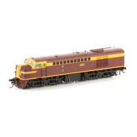 Auscision HO 43 Class 4302 Indian Red (43-3) AM10915