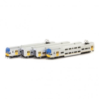 Auscision HO V Set Cityrail Intercity Transport NSW NPS-50