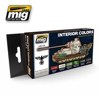 MIG Ammo Interior Colours: German Tanks AMIG7108
