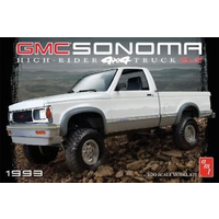 AMT 1/20 1993 GMC Sonoma 4x4 Plastic Model Kit AMT1057
