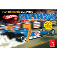 AMT 1/25 Tom Mongoose McEwen Fantasy Wedge Dragster (Hot Wheels)