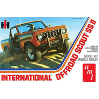 AMT 1102 1/25 International Scout II Plastic Model Kit