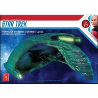 AMT 1125M 1/3200 Star Trek Romulan Warbird 2T Plastic Model Kit