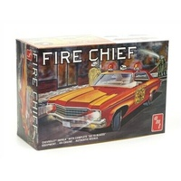 AMT 1162 1/25 1970 Chevy Impala Fire Chief Plastic Model Kit