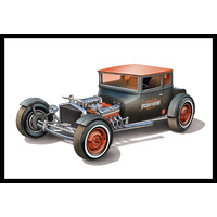 "AMT 1167 1/25 1925 Ford T ""Chopped"" Plastic Model Kit"