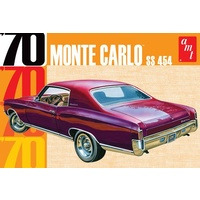 AMT 928M 1/25 1970 Chevy Monte Carlo Plastic Model Kit