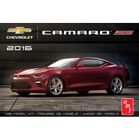 AMT 1/25 2016 Chevy Camaro SS
