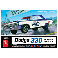 AMT 1/25 Color Me Gone 1964 Dodge 330 Super Stock