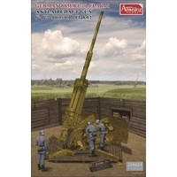 Amusing Hobby 35A024 1/35 GERMAN 88MM L71 FLAK41 Plastic Model Kit