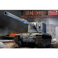 Amusing Hobby 35A029 1/35 FV4005 Plastic Model Kit