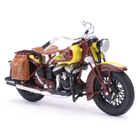 New Ray 1/12 Indian Sport Scout 1934 Bike