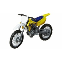 New Ray 1/18 Suzuki RM-Z450 2007 Dirt Bike 67223 Diecast