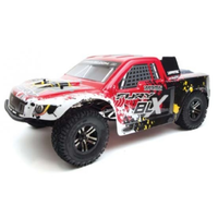 Arrma 1/10 Fury BLX Short Course Truck w/o Batt&Charger AR102542