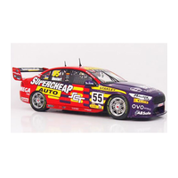 Apex Replicas 1/43 Ford FGX Falcon Supercheap Auto Racing #55 Mostert/ Owen 2017 V8 Supercars Diecast Car