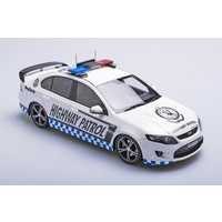 Apex 1/18 FPV GT R-Spec NSW Highway Patrol Diecast Car