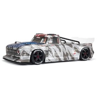 Arrma Infraction BLX All-Road Truck, RTR, Silver