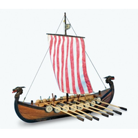 Artesania 19001 1/75 Viking Ship Wooden Ship Model
