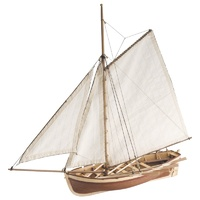 Artesania 19004 1/25 HMS Bounty Jolly Boat Wooden Ship Model