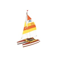 Artesania Hobie Cat Easy Wooden Kit