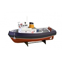 Artesania Samson RC Tugboat Build + Navigation