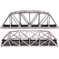 Atlas HO 18in Through Truss Bridge Kit ATL0889