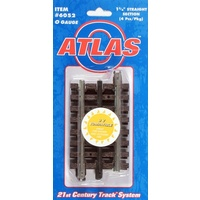 Atlas O 1 3/4in Straight Track