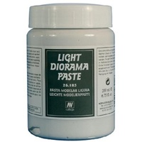 Vallejo Textures Light Diorama Paste 200 ml