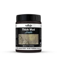 Vallejo Diorama Effects Russian Thick Mud 200ml