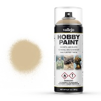 Vallejo Aerosol Bonewhite 400ml Hobby Spray Paint
