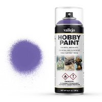 Vallejo Aerosol Alien Purple 400ml Hobby Spray Paint