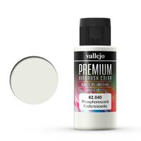 Vallejo Premium Colour Fluorescent Phosphorescent 60 ml Acrylic Airbrush Paint