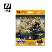 Vallejo 70237 Model Color Inifinity Haqqislam Exclusive Miniature Paint Set