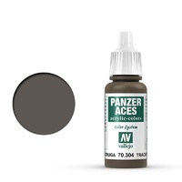 Vallejo 70304 Panzer Aces Track Primer 17 ml Acrylic Paint