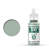 Vallejo Panzer Aces USMC Tanker Highlights 17 ml Acrylic Paint
