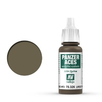 Vallejo Panzer Aces Russian Tanker II 17 ml Acrylic Paint
