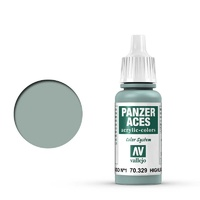 Vallejo 70329 Panzer Aces Rus Tanker Highlights 17 ml Acrylic Paint
