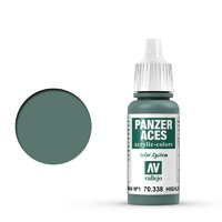 Vallejo 70338 Panzer Aces Feldgrau I Highlights 17 ml Acrylic Paint