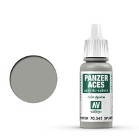 Vallejo Panzer Aces Splinter Cam Base 17 ml Acrylic Paint