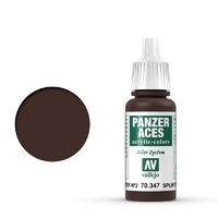 Vallejo Panzer Aces Splinter Blotches II 17 ml Acrylic Paint