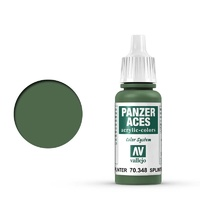 Vallejo Panzer Aces Splinter Strips 17 ml Acrylic Paint