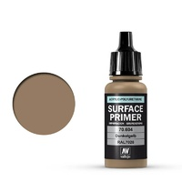 Vallejo Surface Primer 17mL German Dark Yellow 70604