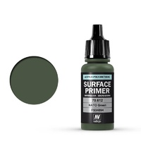 Vallejo Surface Primer NATO Green 17 ml