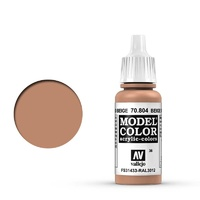 Vallejo 70804 Model Colour #036 Beige Red 17 ml Acrylic Paint