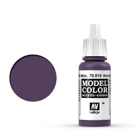 Vallejo Model Colour Royal Purple 17 ml Acrylic Paint