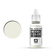Vallejo Model Colour Offwhite 17 ml Acrylic Paint